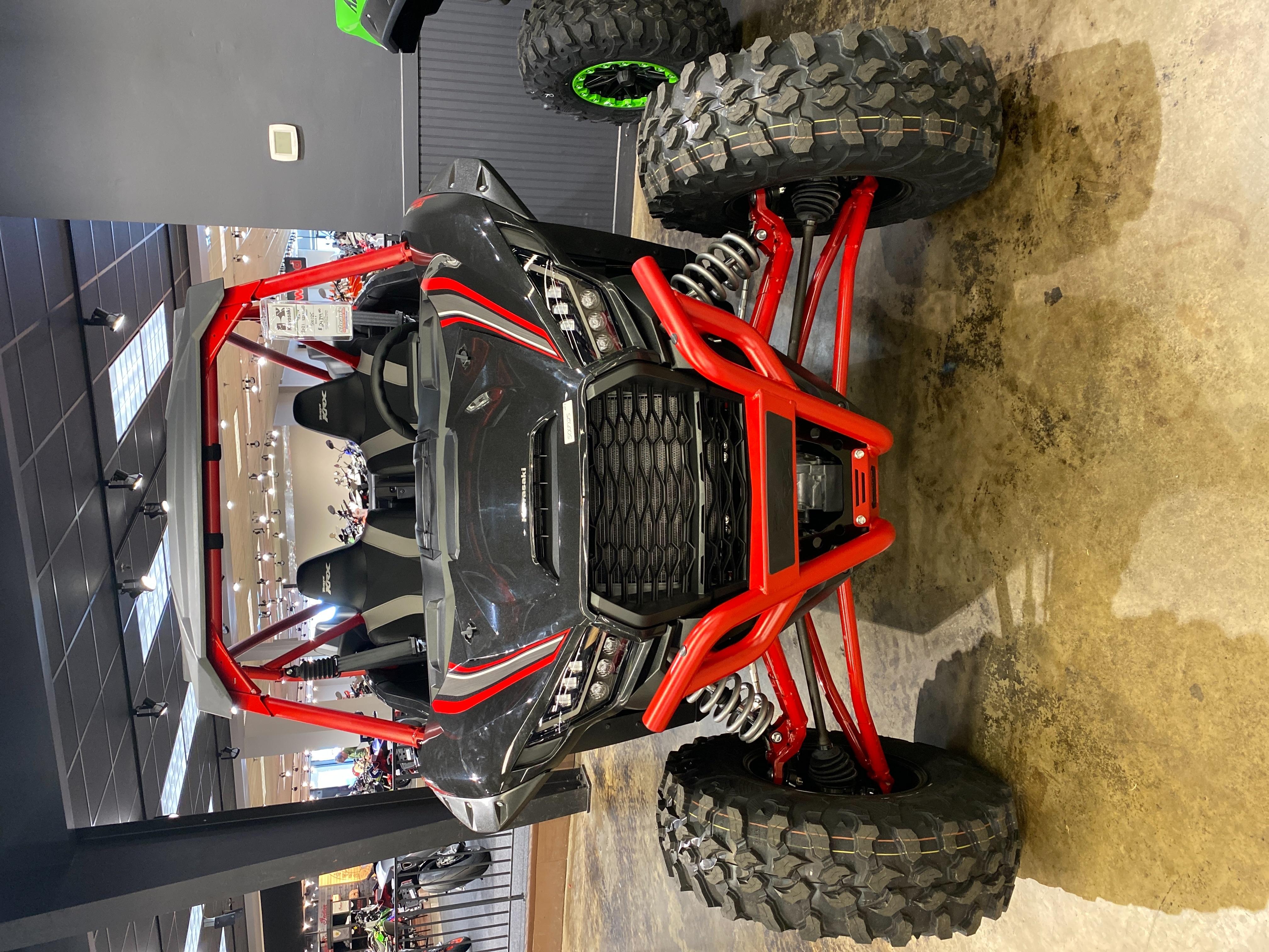 2021 Kawasaki Teryx KRX 1000 eS at Sloans Motorcycle ATV, Murfreesboro, TN, 37129