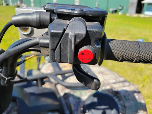 2016 Yamaha Grizzly EPS at Powersports St. Augustine