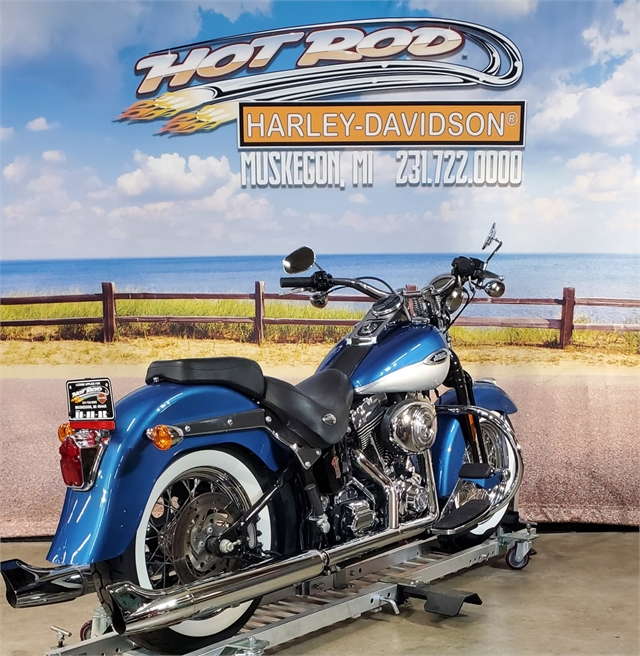 2005 Harley-Davidson Softail Springer Classic at Hot Rod Harley-Davidson