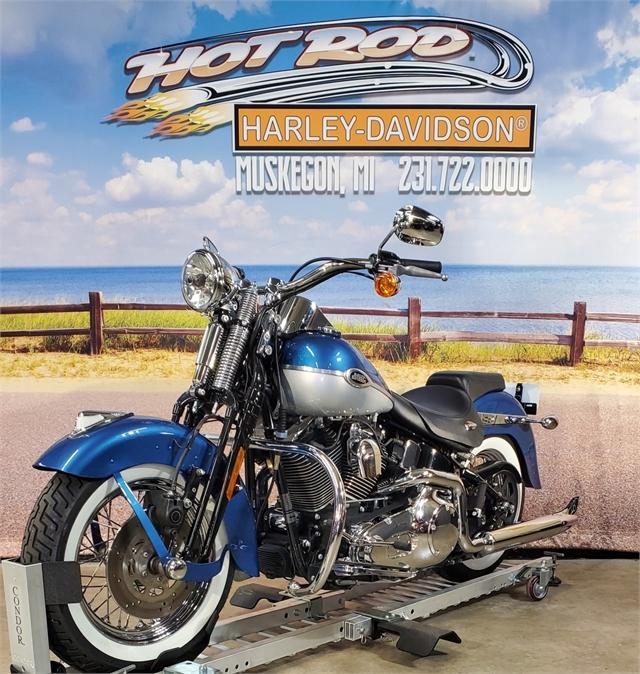 2005 Harley-Davidson Softail Springer Classic at Hot Rod Harley-Davidson