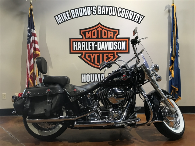 2017 Harley-Davidson Softail Heritage Softail Classic at Mike Bruno's Bayou Country Harley-Davidson
