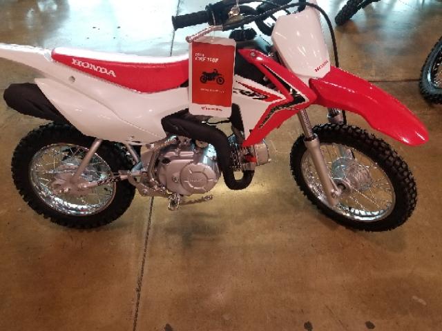 2018 Honda CRF 110F at Kent Powersports of Austin, Kyle, TX 78640