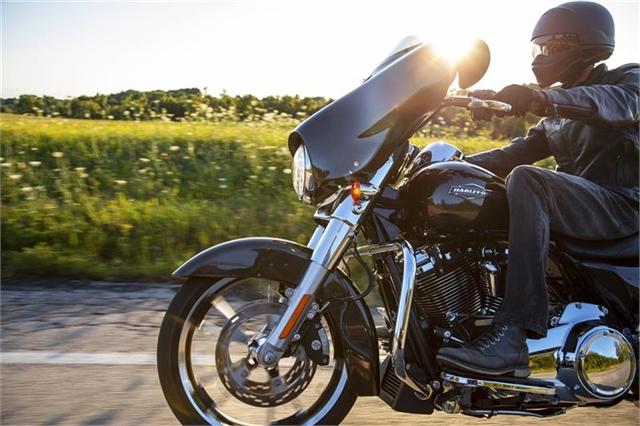 2021 Harley-Davidson Touring Street Glide at Gruene Harley-Davidson