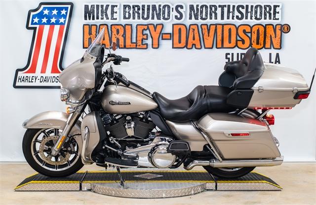 2018 Harley-Davidson Electra Glide Ultra Classic at Mike Bruno's Northshore Harley-Davidson