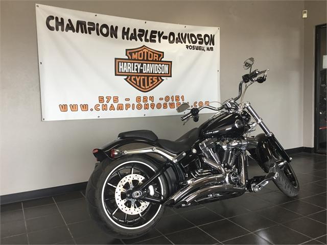 2014 Harley-Davidson Softail Breakout at Champion Harley-Davidson