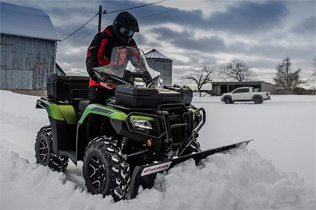 2021 Honda FourTrax Foreman Rubicon 4x4 EPS at ATV Zone, LLC