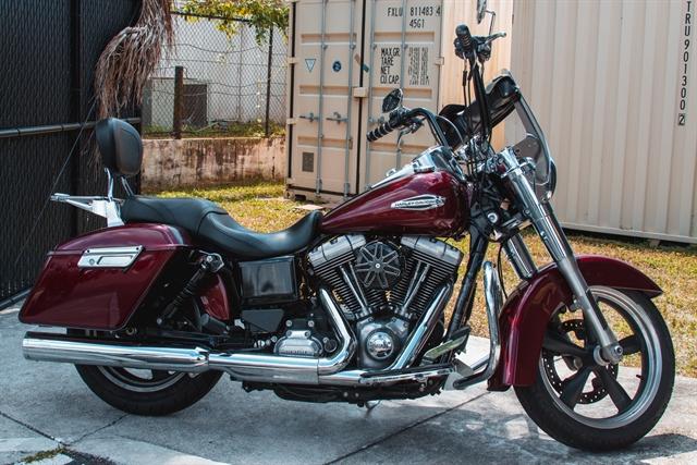 2015 Harley-Davidson Dyna Switchback at Tampa Triumph, Tampa, FL 33614