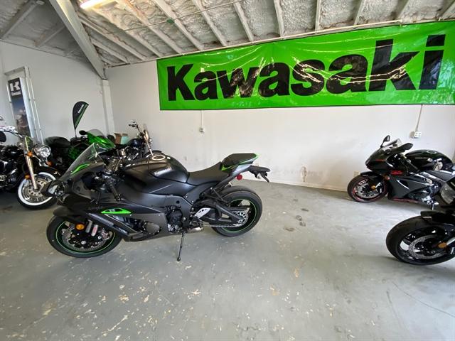 2018 Kawasaki Ninja ZX-10R SE at Shreveport Cycles