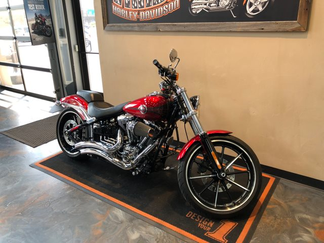 2013 Harley-Davidson Softail Breakout at Vandervest Harley-Davidson, Green Bay, WI 54303