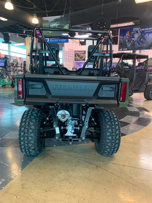 2021 HONDA OFF ROAD SXS520M2M at Kent Powersports of Austin, Kyle, TX 78640