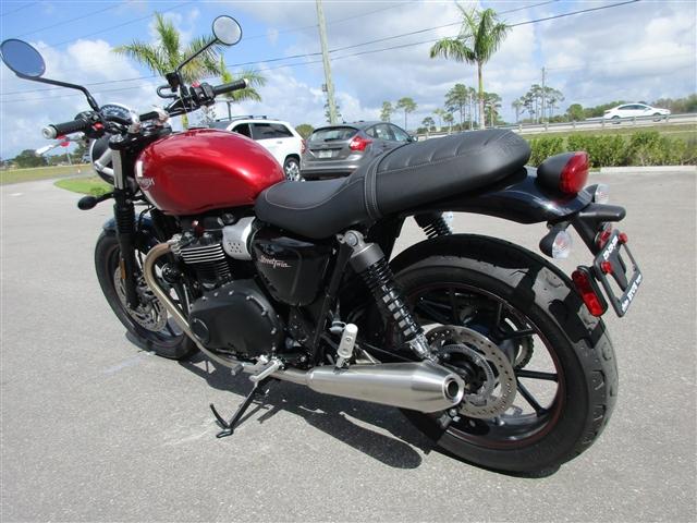 2018 Triumph Street Twin Standard at Stu's Motorcycles, Fort Myers, FL 33912