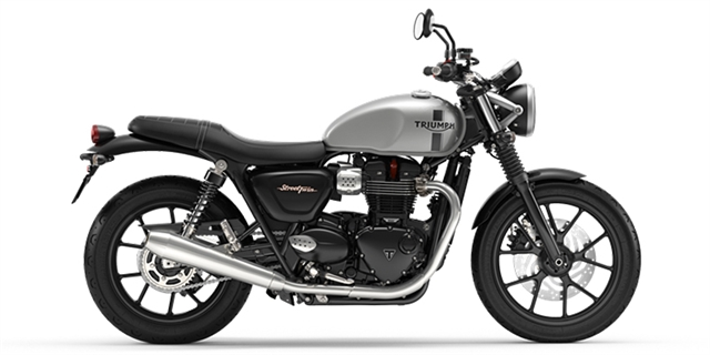 2018 Triumph Street Twin Base at Fort Myers