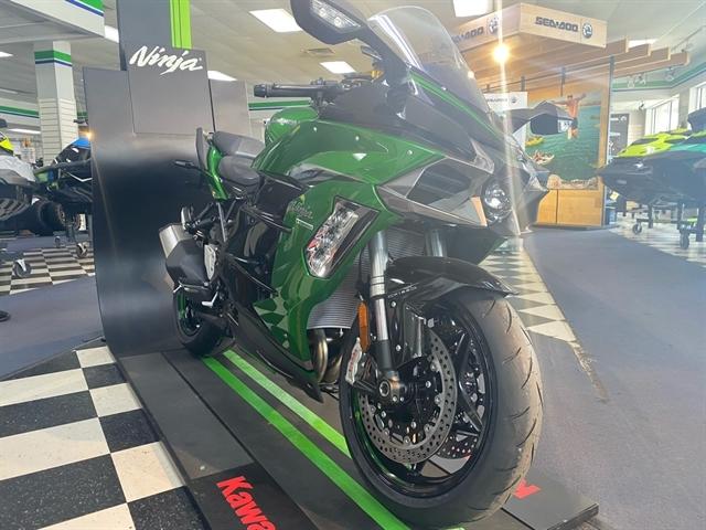 2020 Kawasaki Ninja H2 SX SE+ at Jacksonville Powersports, Jacksonville, FL 32225