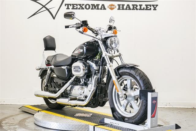 2014 Harley-Davidson Sportster 1200 Custom at Texoma Harley-Davidson