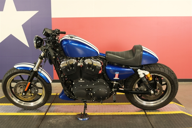 2013 Harley-Davidson Sportster Forty-Eight at Texas Harley
