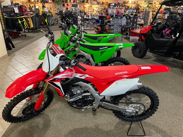 2021 Honda CRF 250R at Dale's Fun Center, Victoria, TX 77904