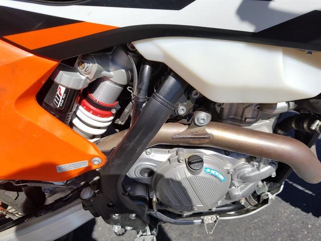 2017 KTM EXC 500 F at Lynnwood Motoplex, Lynnwood, WA 98037