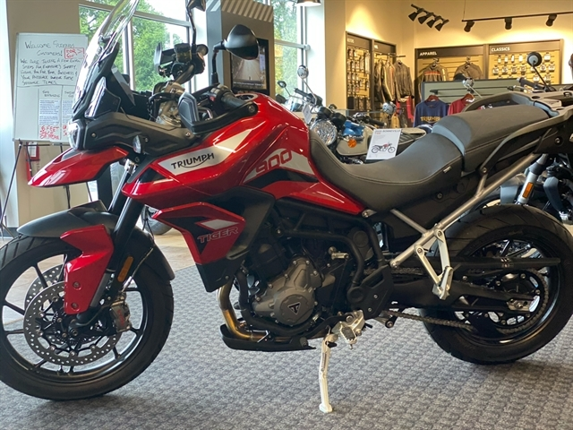 2020 Triumph Tiger 900 GT Low at Frontline Eurosports
