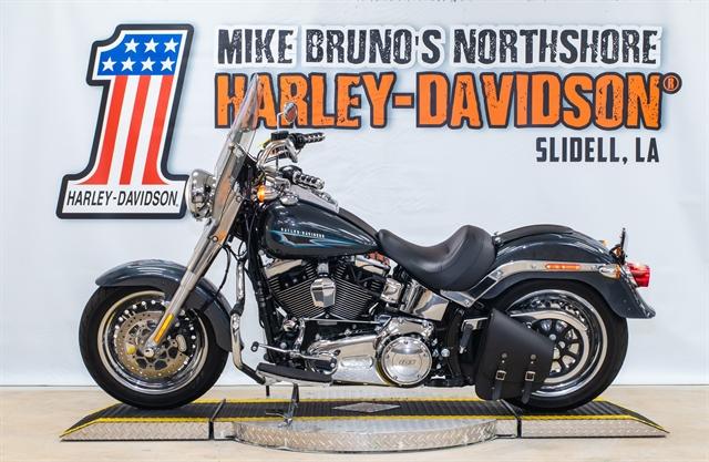 2015 Harley-Davidson Softail Fat Boy at Mike Bruno's Northshore Harley-Davidson