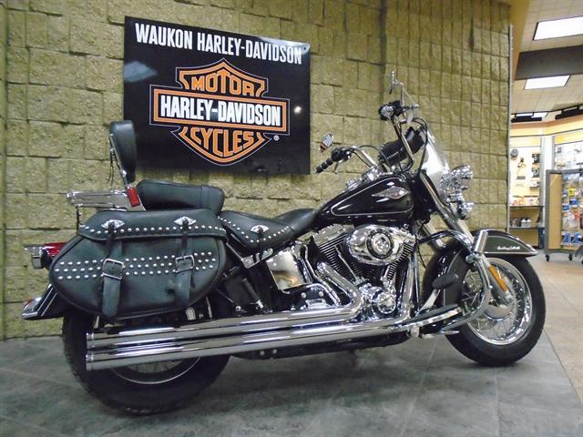 2013 Harley-Davidson Softail Heritage Softail Classic at Waukon Harley-Davidson, Waukon, IA 52172