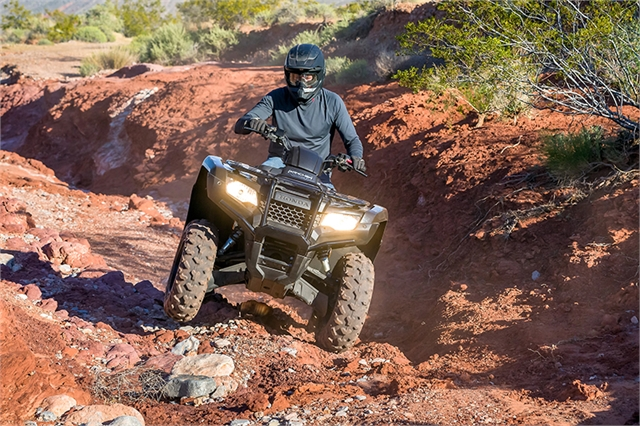 2021 Honda FourTrax Rancher ES at G&C Honda of Shreveport