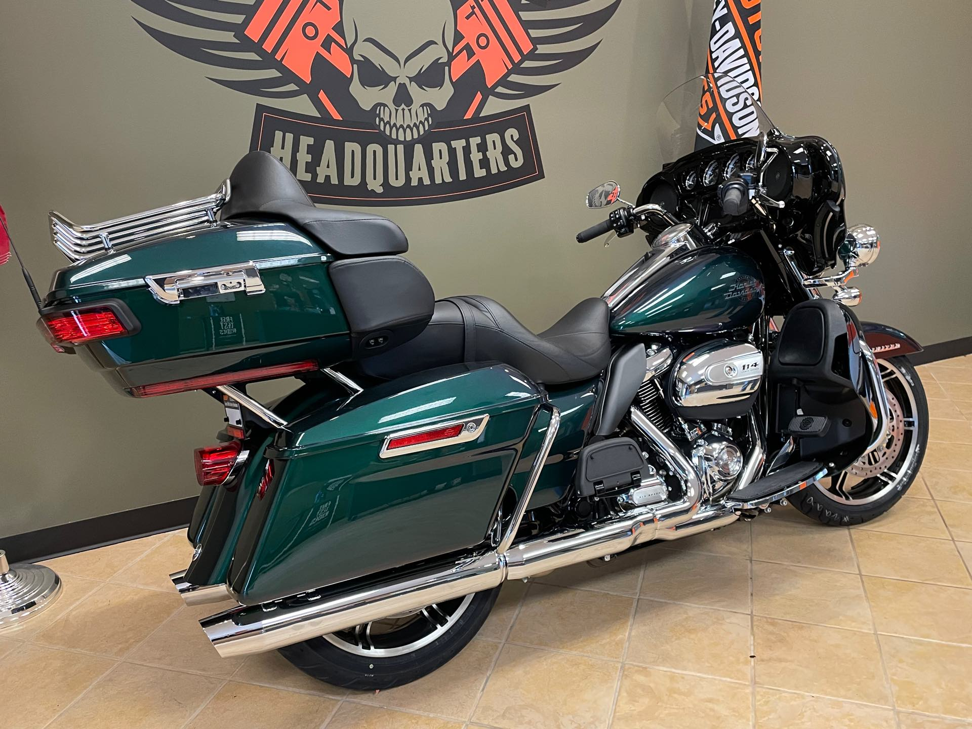 2021 Harley-Davidson Grand American Touring Ultra Limited at Loess Hills Harley-Davidson