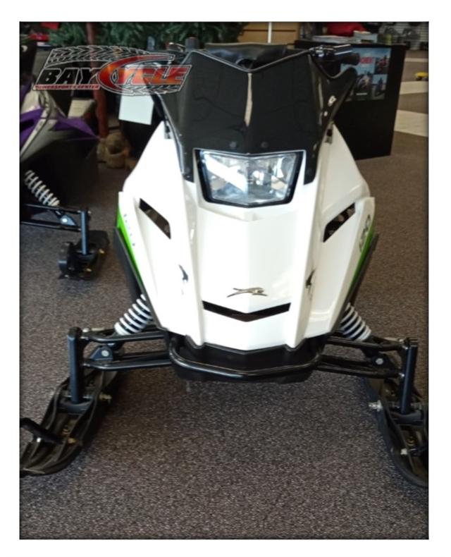 2018 Arctic Cat ZR120 at Bay Cycle Sales