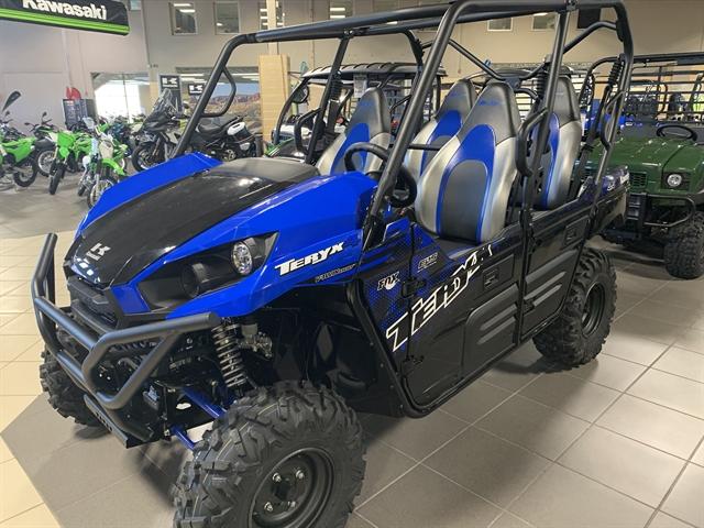 2021 Kawasaki Teryx4 Base at Star City Motor Sports