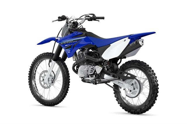 2021 Yamaha TT-R 125LE at Lynnwood Motoplex, Lynnwood, WA 98037