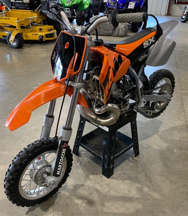 2001 KTM 50 SX at Lincoln Power Sports, Moscow Mills, MO 63362