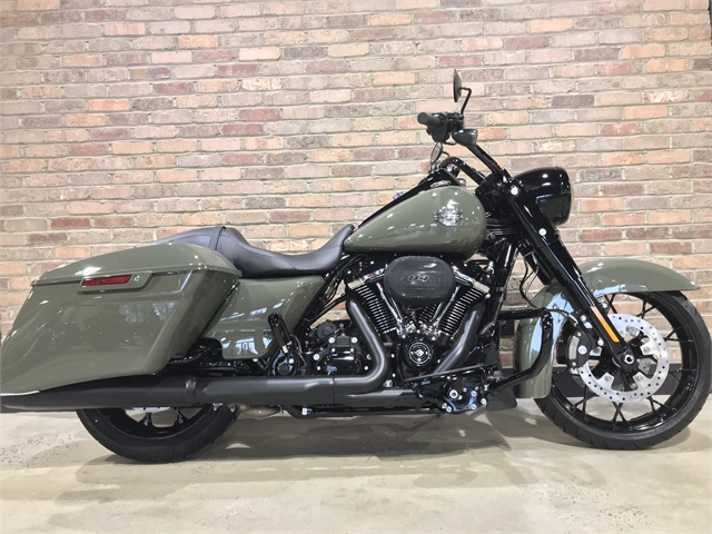 2021 Harley-Davidson Touring FLHRXS Road King Special at Cox's Double Eagle Harley-Davidson