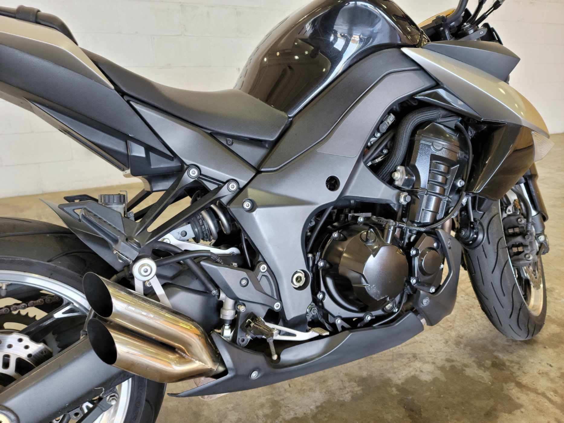 2010 Kawasaki Z 1000 at Twisted Cycles