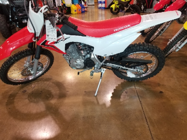 2018 Honda CRF 125F (Big Wheel) at Kent Powersports of Austin, Kyle, TX 78640