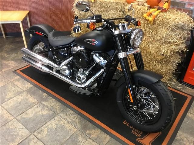 2019 Harley-Davidson Softail Slim at Bud's Harley-Davidson, Evansville, IN 47715