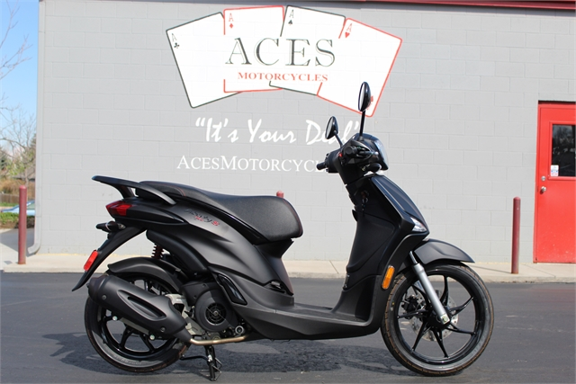 2021 Piaggio Liberty S 150 at Aces Motorcycles - Fort Collins