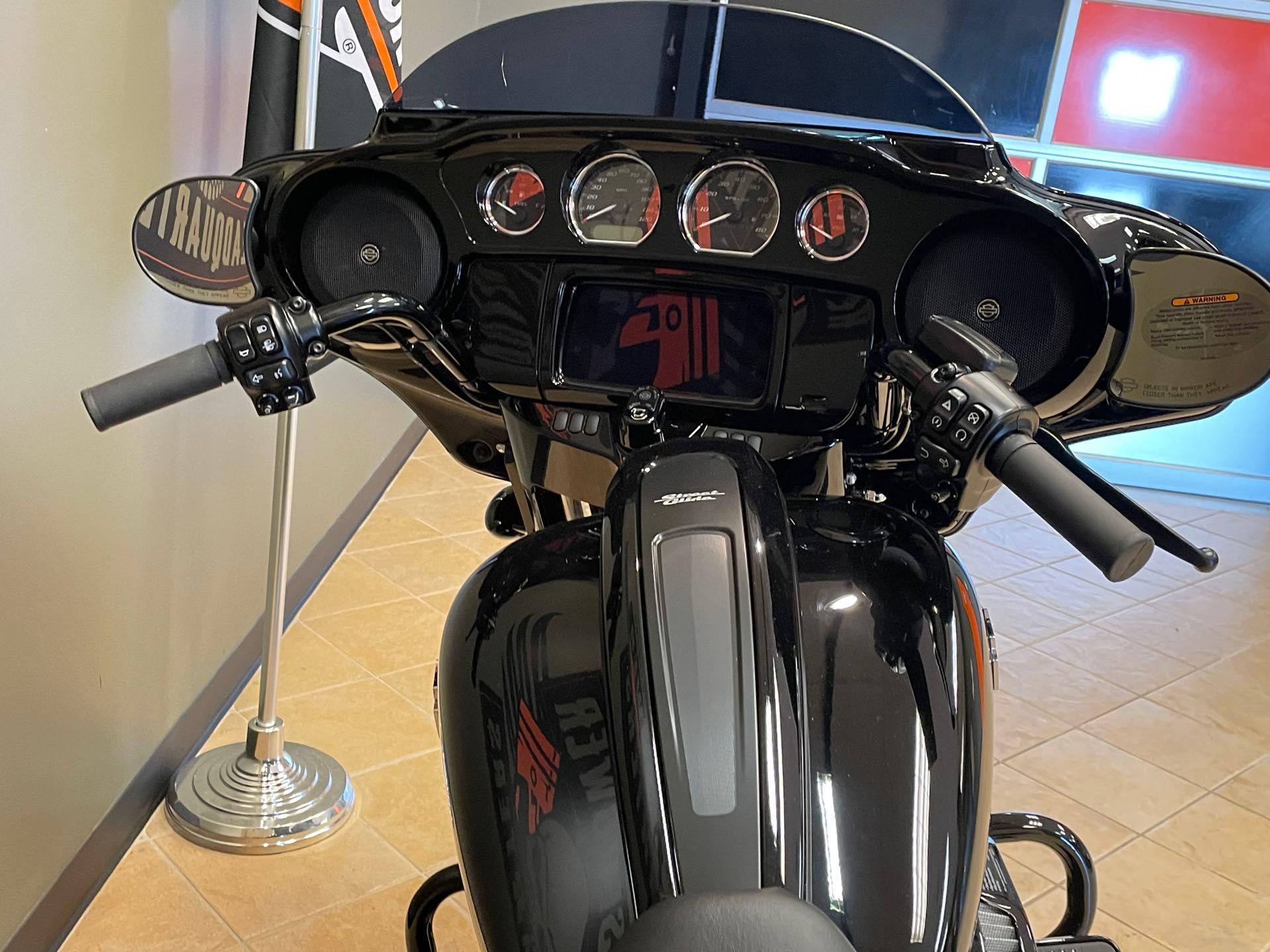 2021 Harley-Davidson Grand American Touring Street Glide Special at Loess Hills Harley-Davidson
