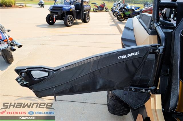 2017 Polaris RZR XP 1000 EPS Gold Matte Metallic LE at Shawnee Honda Polaris Kawasaki