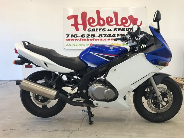 2008 Suzuki GS 500F at Hebeler Sales & Service, Lockport, NY 14094