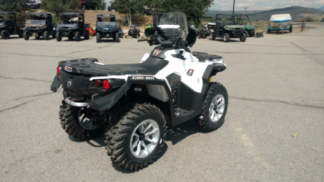 2018 Can-Am Outlander North Edition 650 $196/month at Power World Sports, Granby, CO 80446