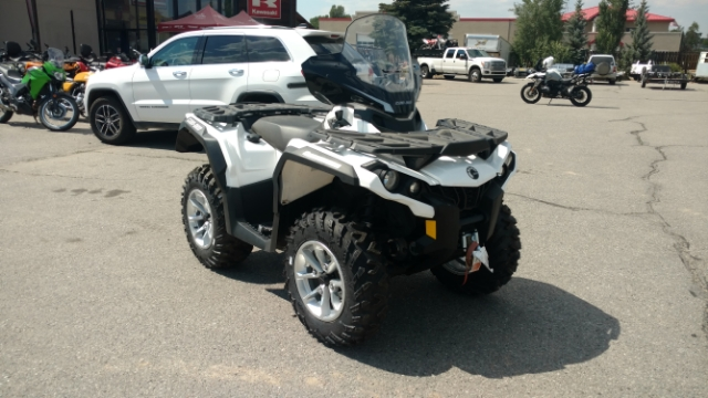 2018 Can-Am Outlander North Edition 650 North Edition 650 at Power World Sports, Granby, CO 80446