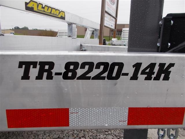 2020 Aluma TR-8220-14K at Nishna Valley Cycle, Atlantic, IA 50022