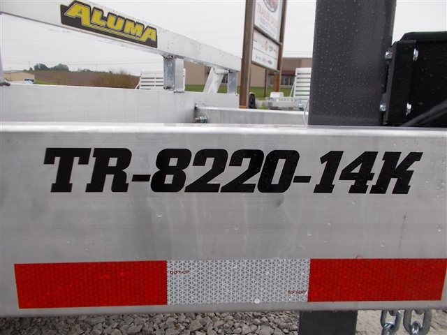 2020 Aluma TR-8220-14K at Nishna Valley Cycle, Atlantic, IA 50022