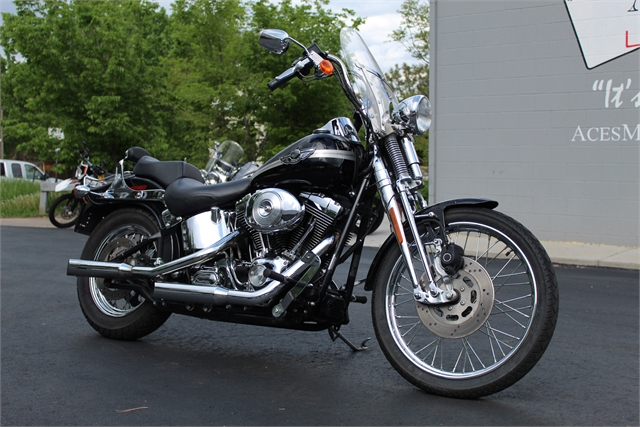 2003 Harley-Davidson FXSTS Anniversary at Aces Motorcycles - Fort Collins