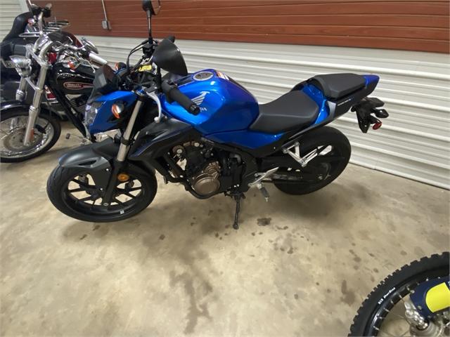 2018 Honda CB500F Base at Southern Illinois Motorsports