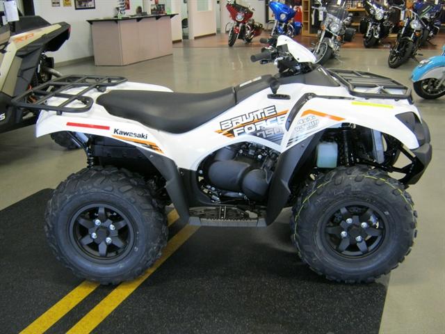 2021 Kawasaki Brute Force 750 4x4i EPS at Brenny's Motorcycle Clinic, Bettendorf, IA 52722
