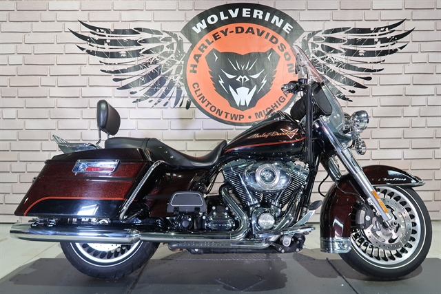 2011 Harley-Davidson Road King Base at Wolverine Harley-Davidson