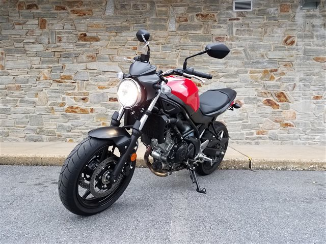 2017 Suzuki SV 650 at Pete's Cycle Co., Severna Park, MD 21146
