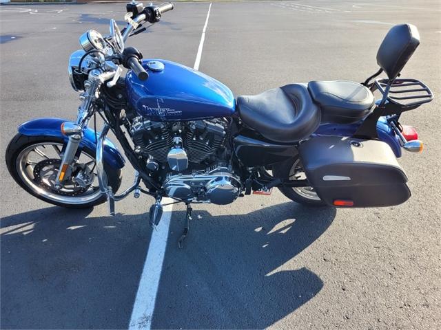 2015 Harley-Davidson Sportster SuperLow 1200T at Richmond Harley-Davidson