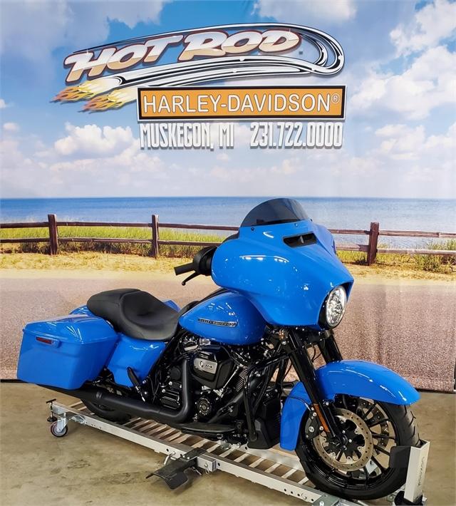 2019 Harley-Davidson Street Glide Special at Hot Rod Harley-Davidson