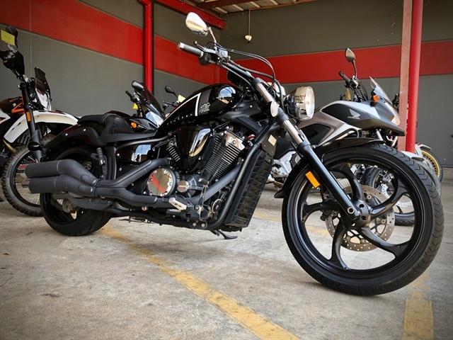 2013 Yamaha Stryker Base at Wild West Motoplex